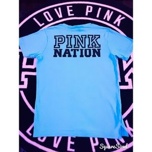 Victoria's Secret PINK NATION T-Shirt